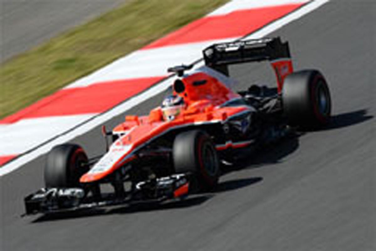 マルシャ F1韓国GP 予選