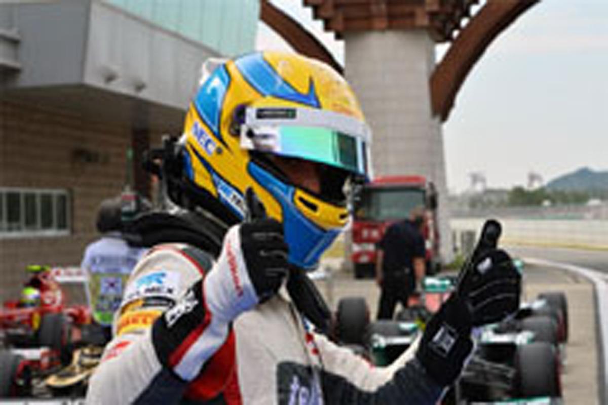 ザウバー F1韓国GP 予選