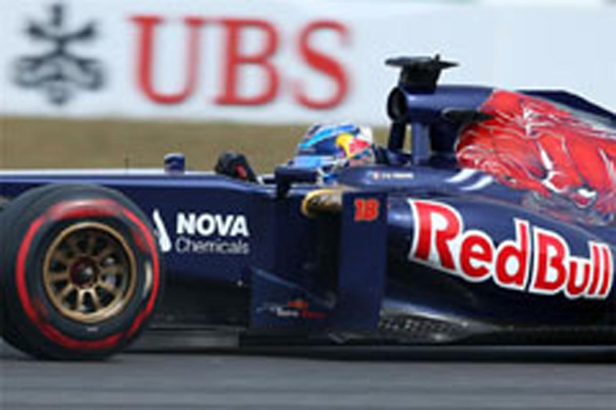 トロ・ロッソ F1韓国GP 予選