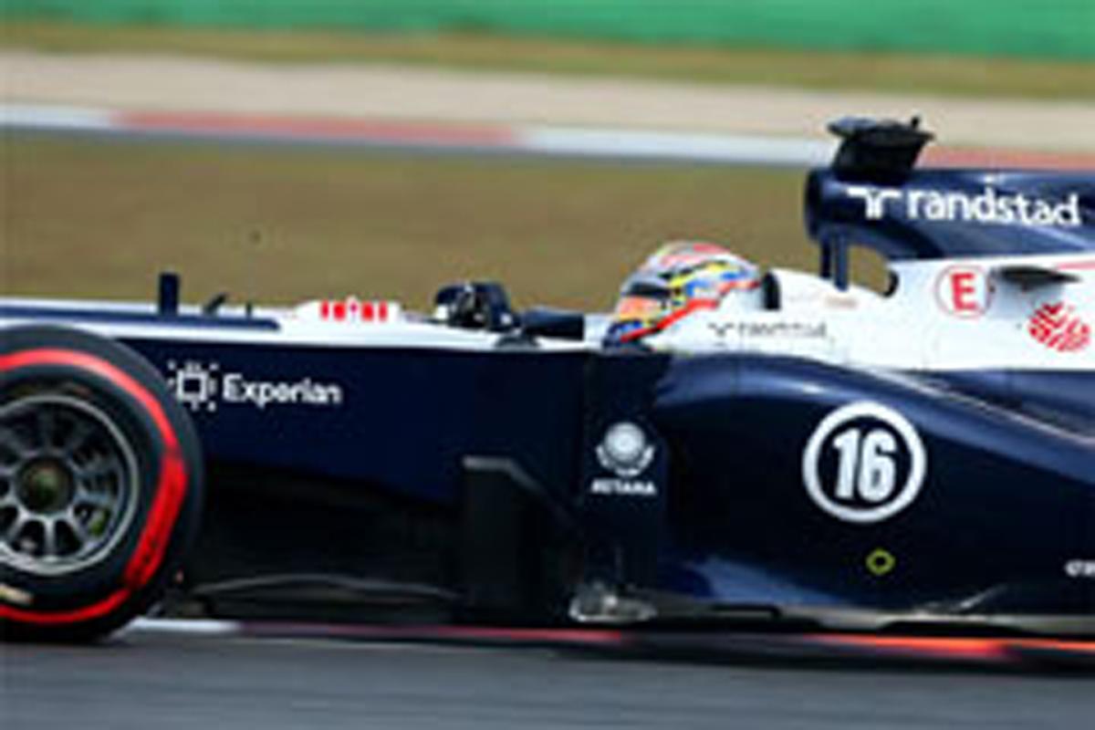 ウィリアムズ F1韓国GP 予選