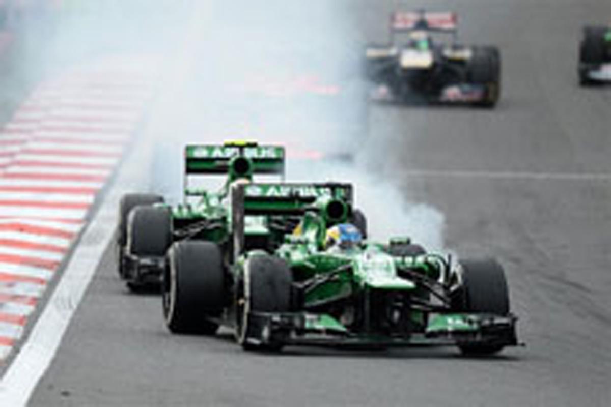 ケータハム F1韓国GP