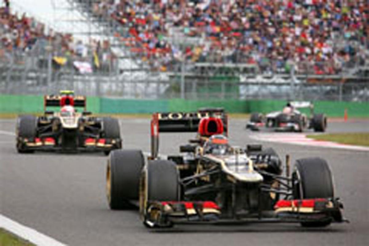 ロータス F1韓国GP