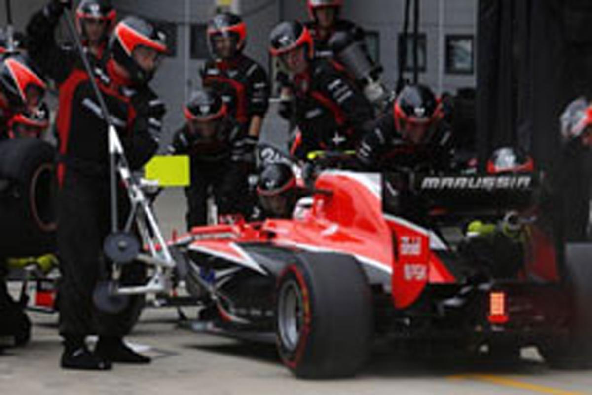 マルシャ F1韓国GP