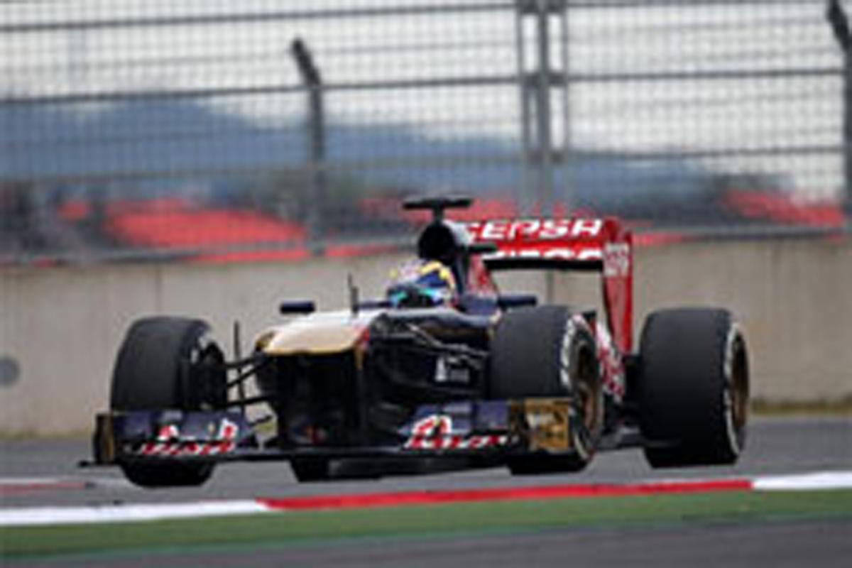 トロ・ロッソ F1韓国GP