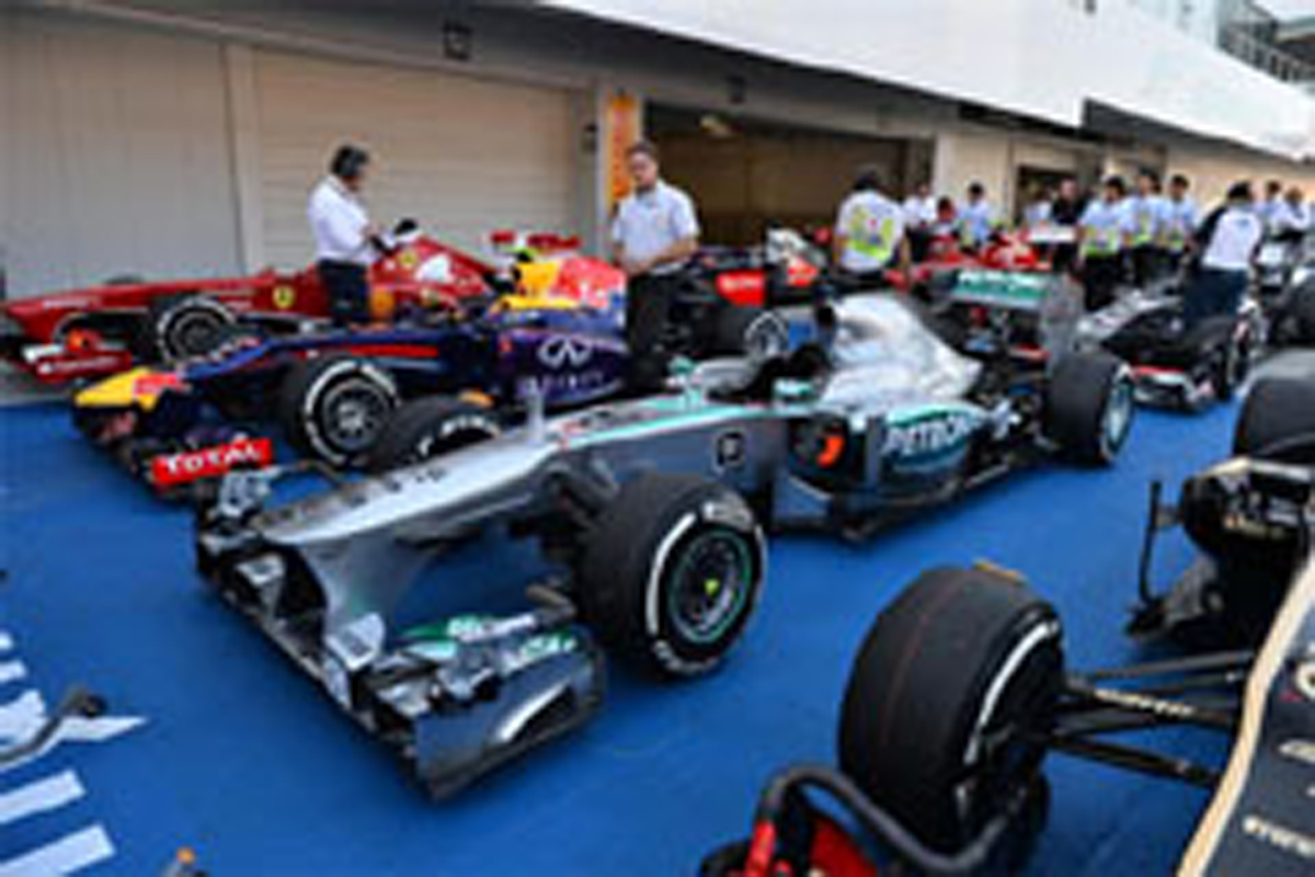 ピレリ F1日本GP 予選