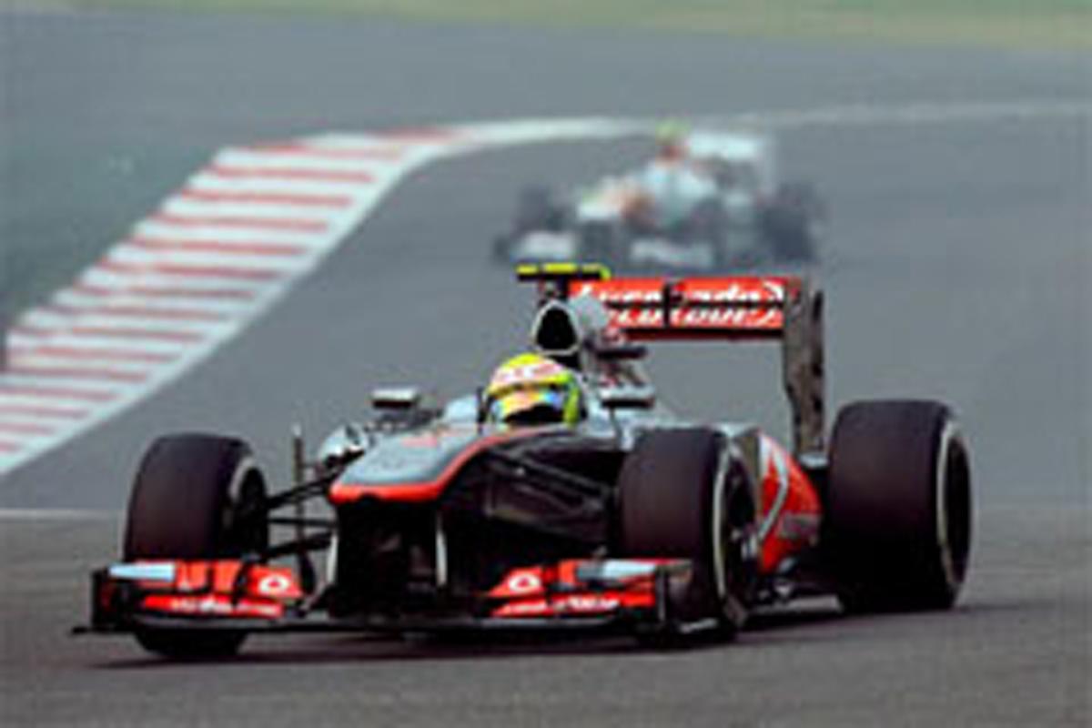 マクラーレン F1インドGP 結果