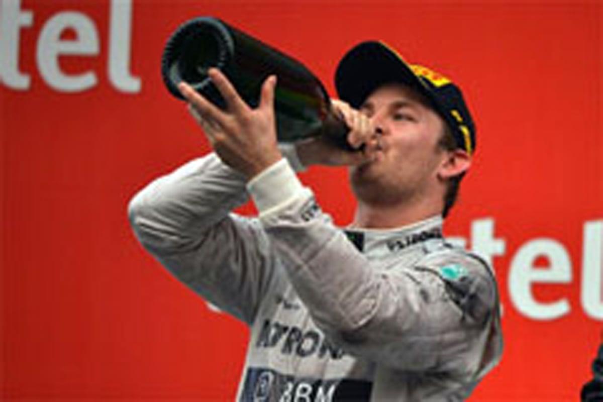 メルセデス F1インドGP 結果