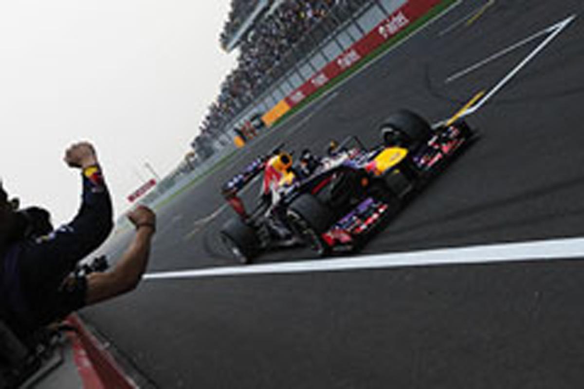 ピレリ F1インドGP