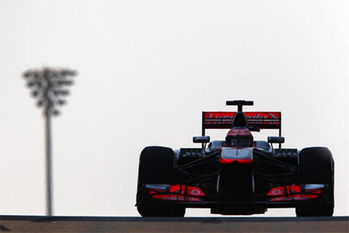マクラーレン:F1アブダビGP 初日のコメント
