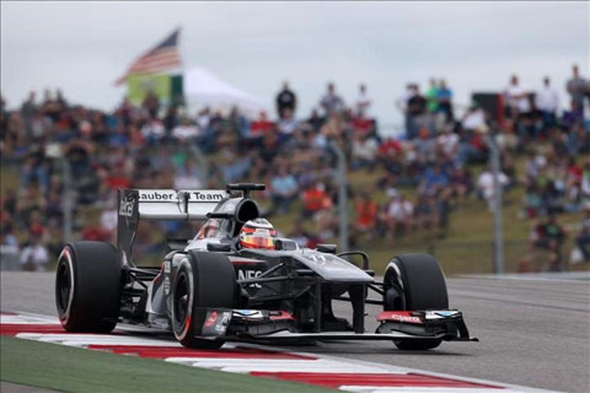 ザウバー F1アメリカGP 予選