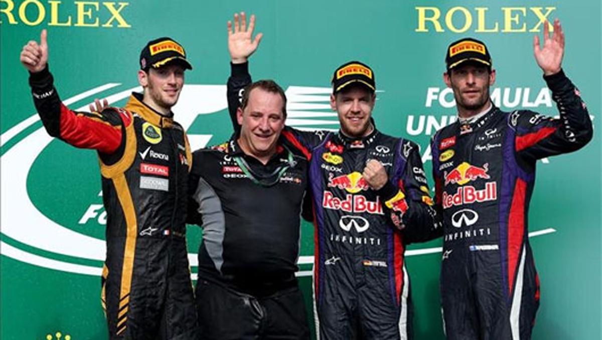 F1 アメリカGP