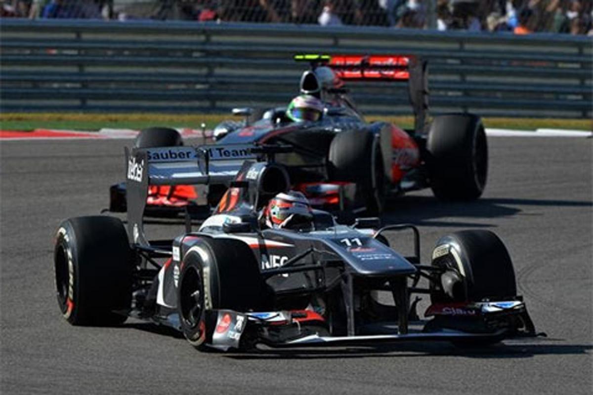 ザウバー F1アメリカGP