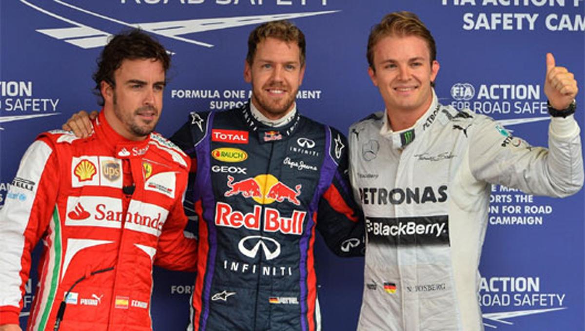 F1 ブラジルGP 予選