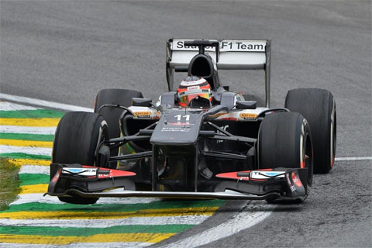 ザウバー F1ブラジルGP 結果