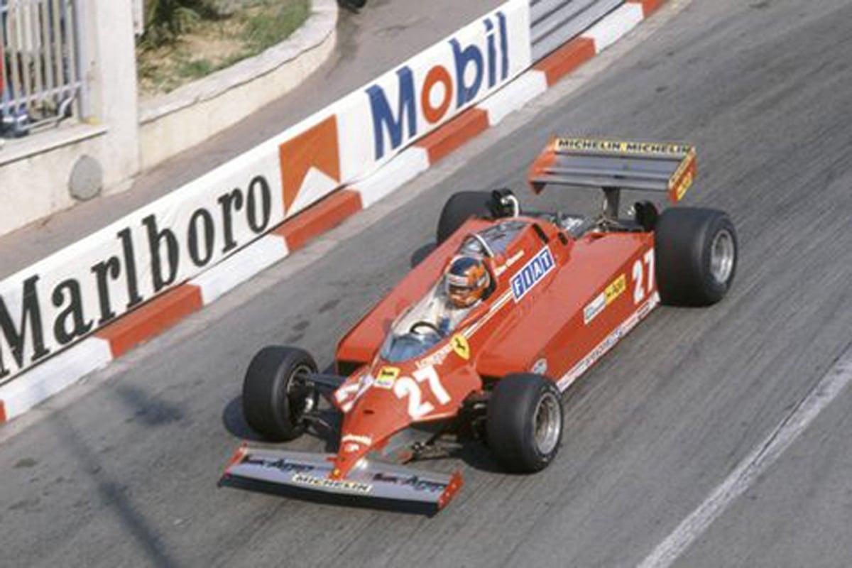 F1 カーナンバー27