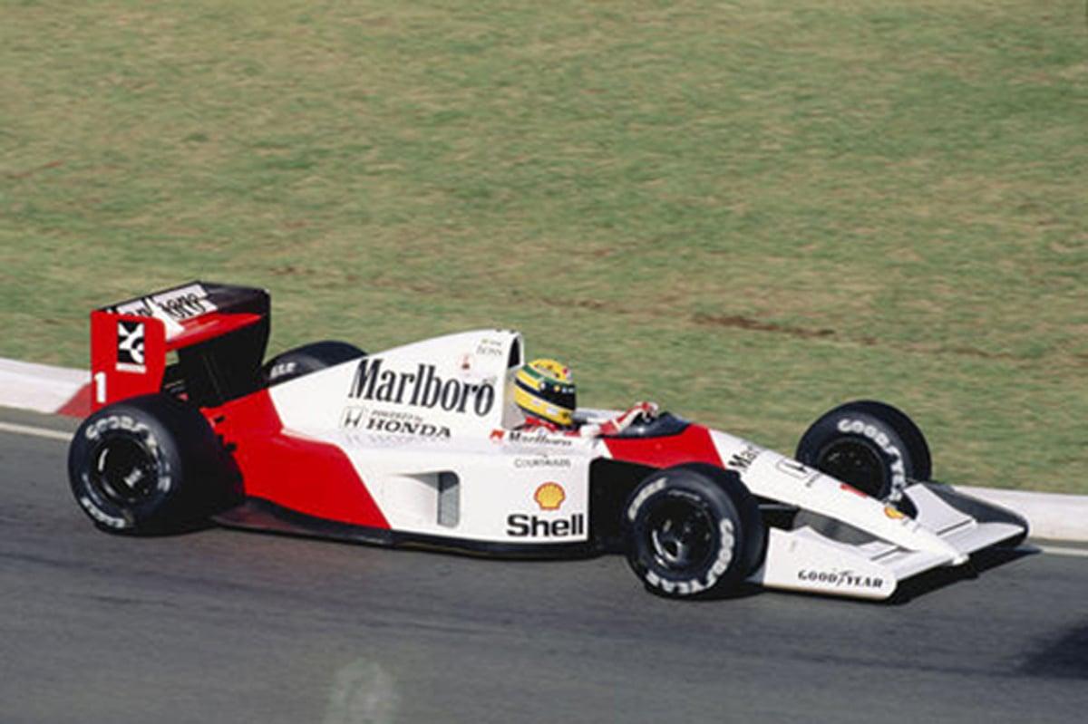McLaren MP4/6B