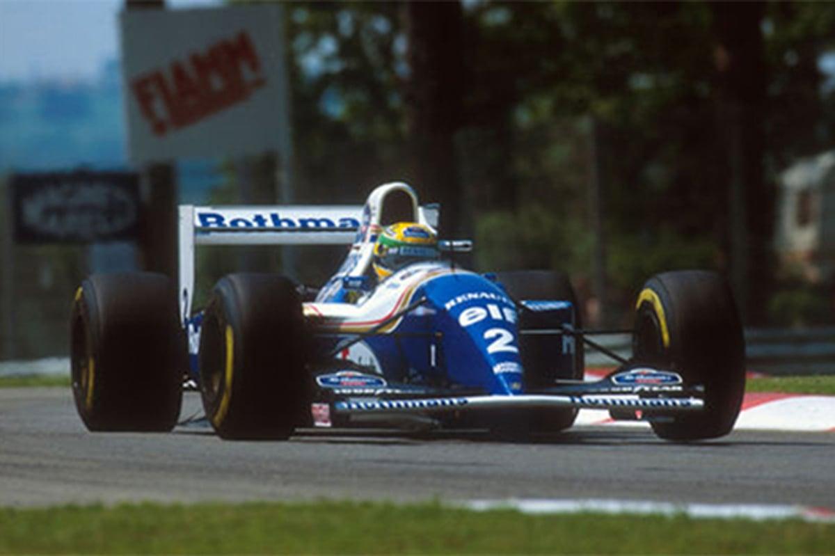 ウィリアムズ FW16