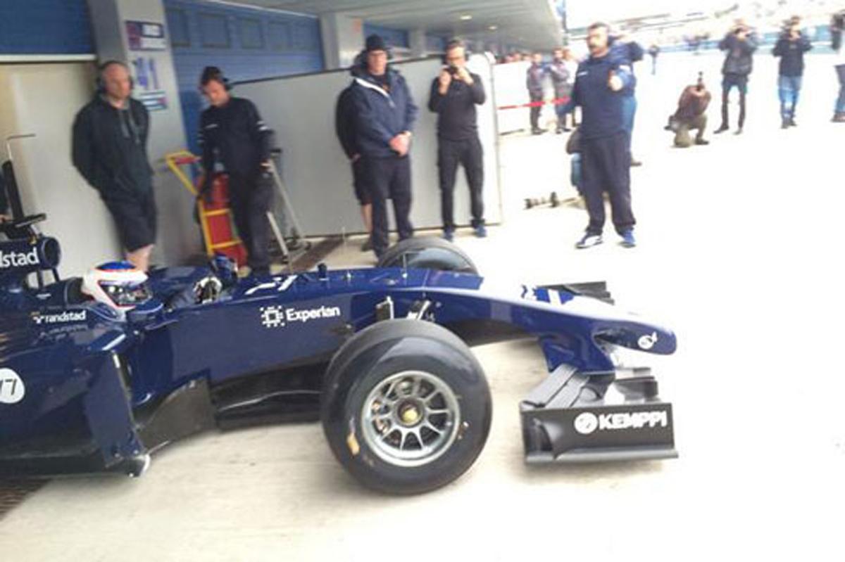 ウィリアムズ FW36