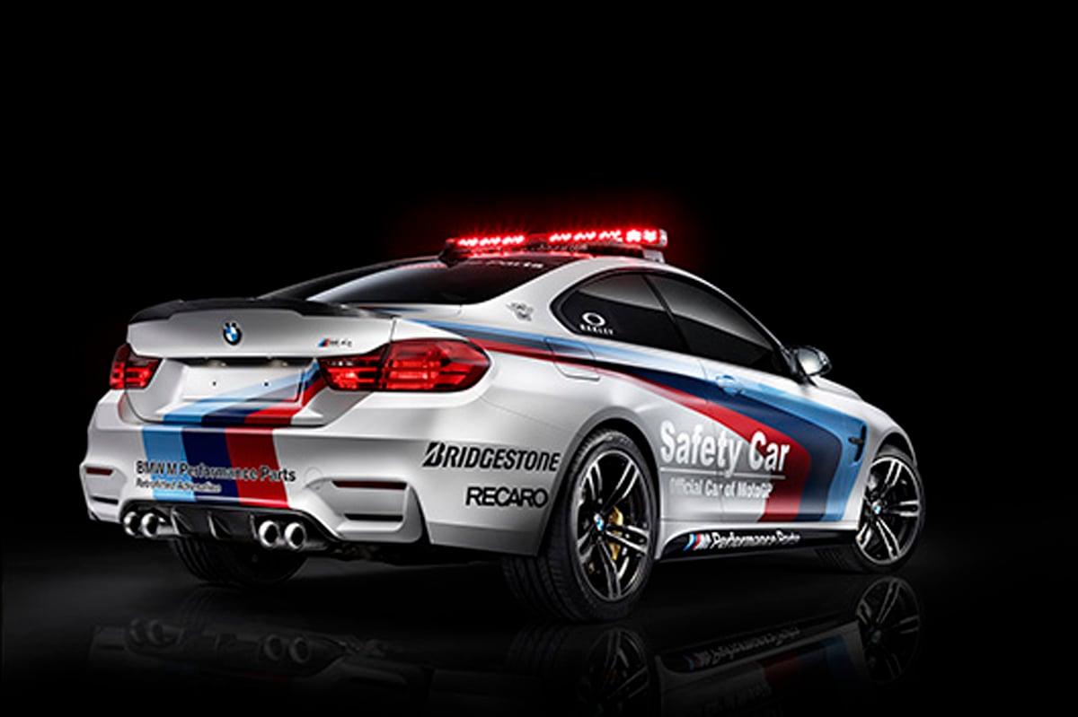 BMW M4クーペ MotpGP セーフティカー