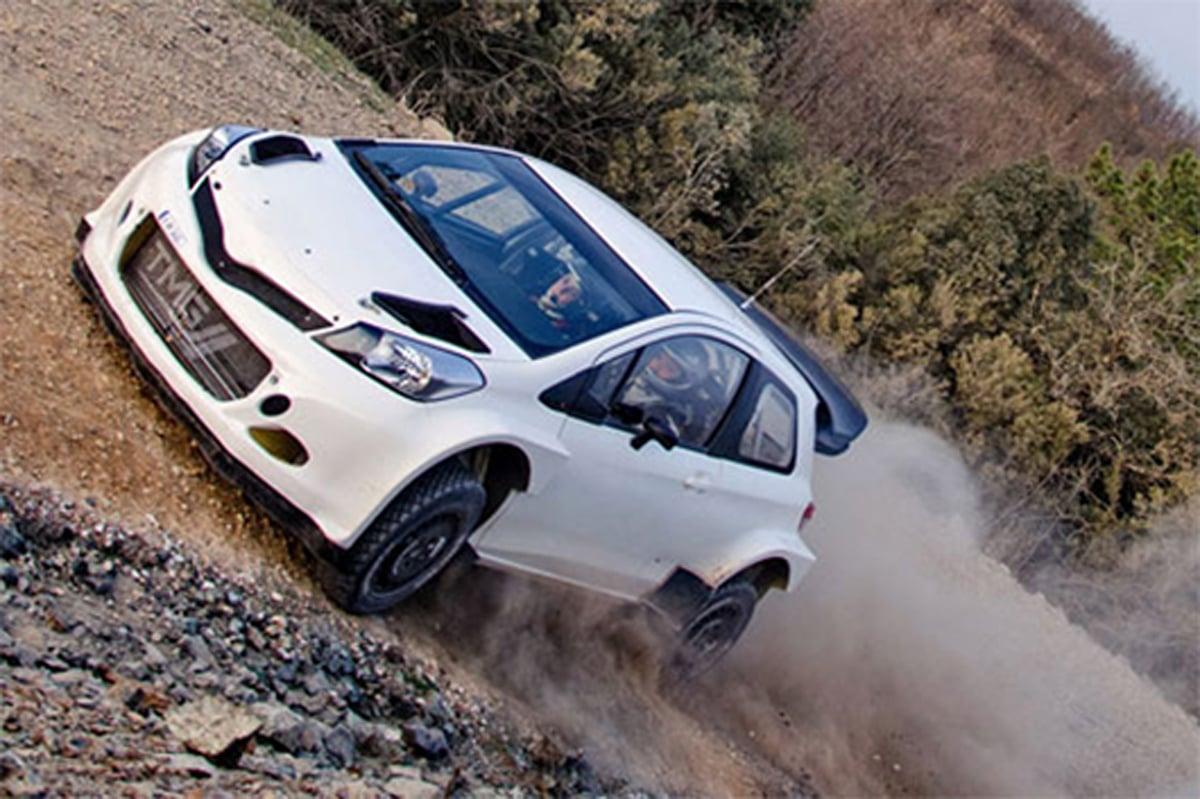 トヨタ WRC復帰