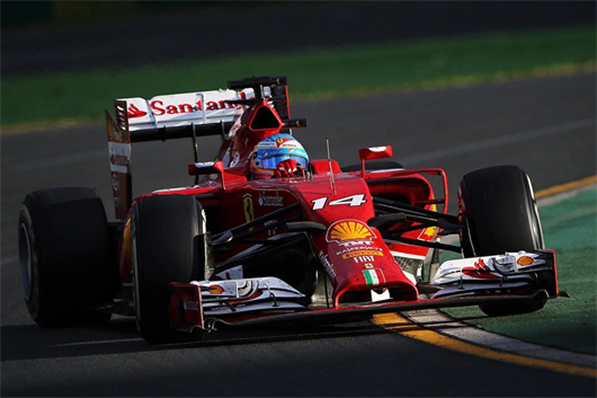 フェラーリ 「F14 Tには発展できる十分な余地がある」 【 F1-Gate ...