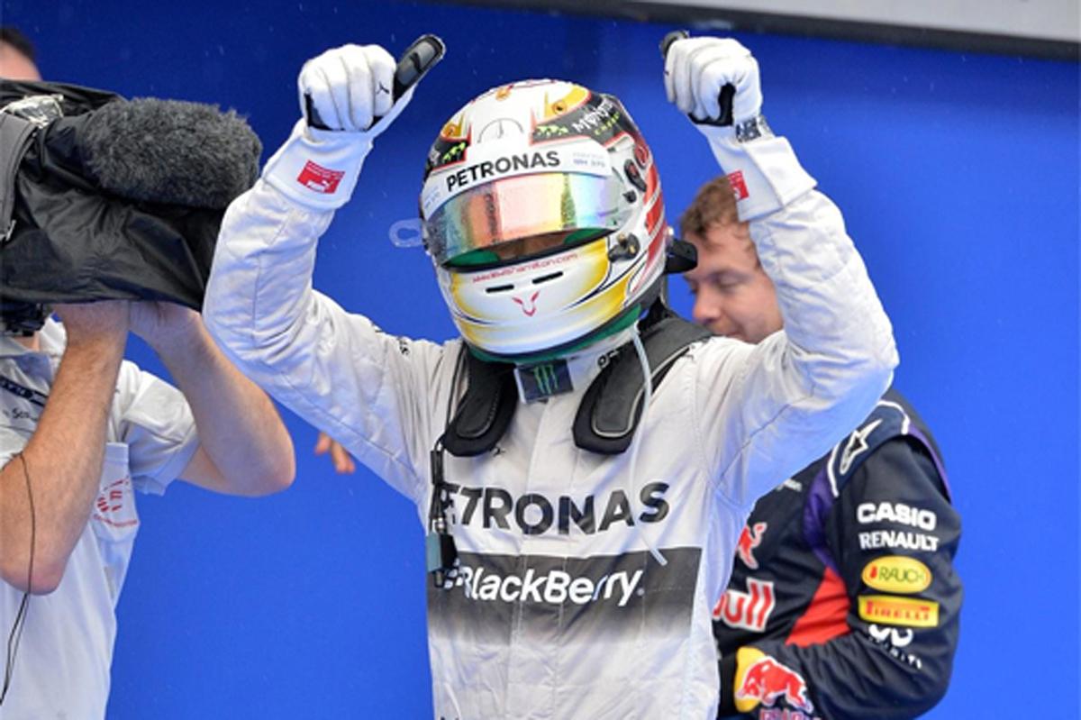F1マレーシアGP 予選 結果