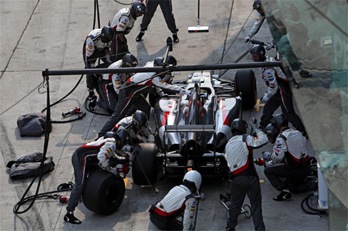 ザウバー F1マレーシアGP
