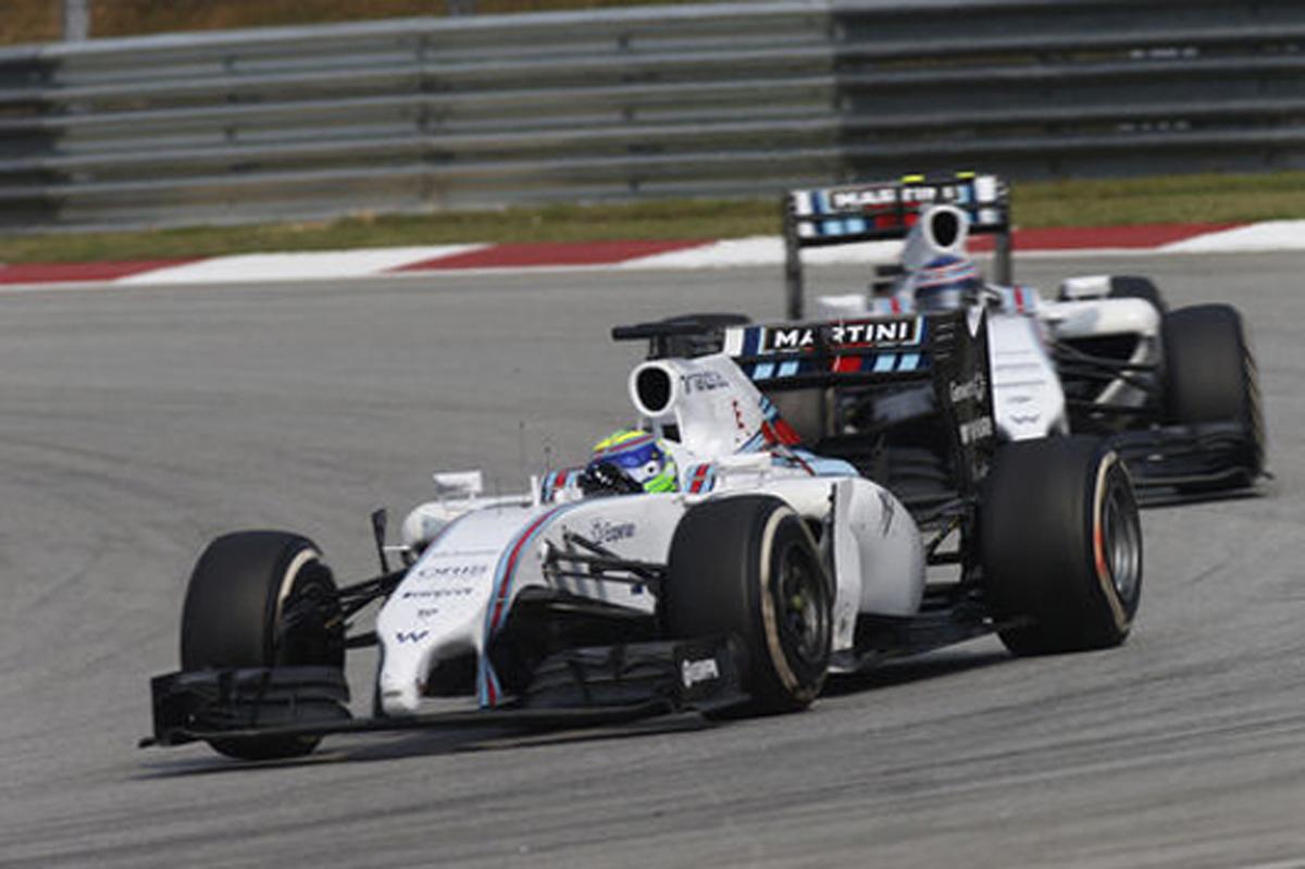 ウィリアムズ F1マレーシアGP