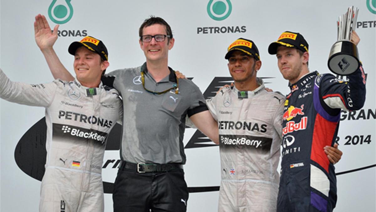 F1 マレーシアGP