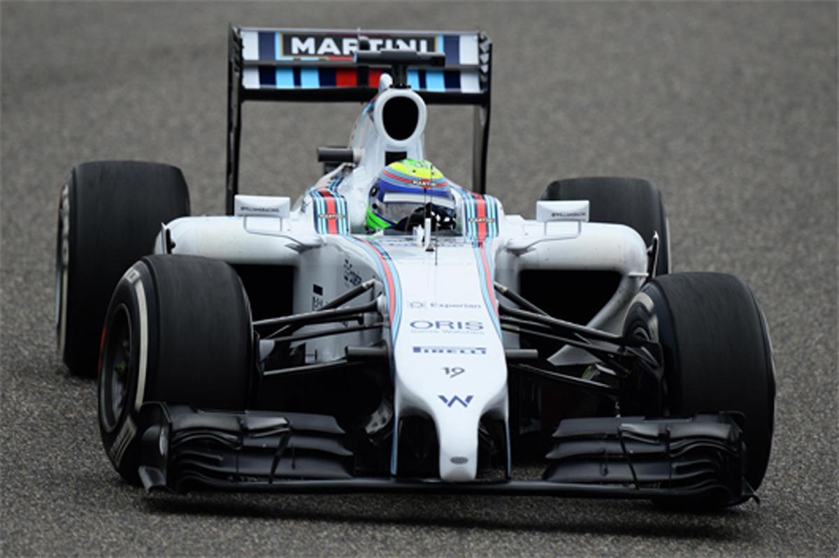 ウィリアムズ F1中国GP