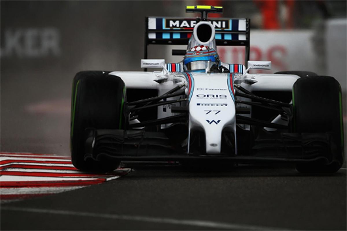 ウィリアムズ F1モナコGP