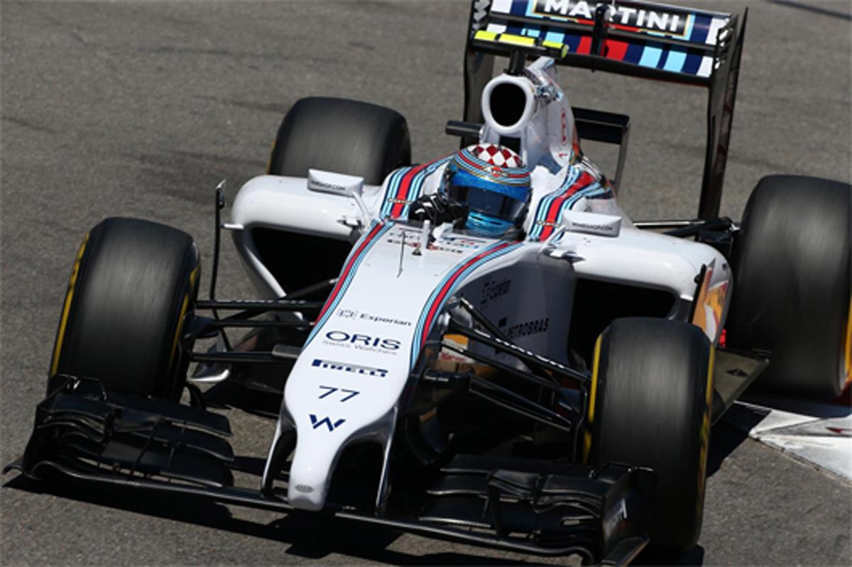 ウィリアムズ F1モナコGP 予選