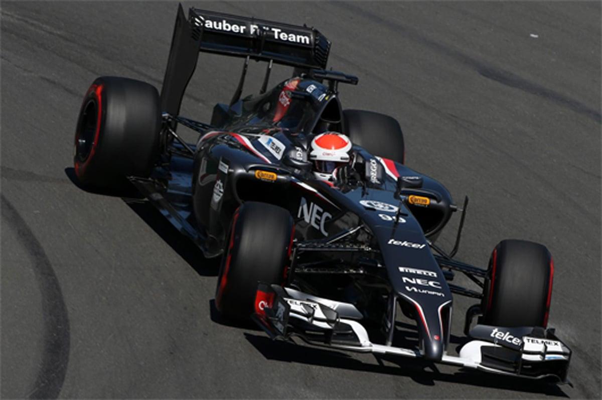 ザウバー F1カナダGP 予選