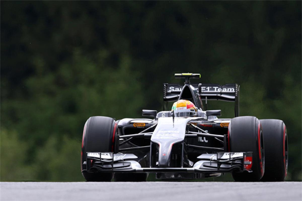 ザウバー F1オーストリアGP 予選