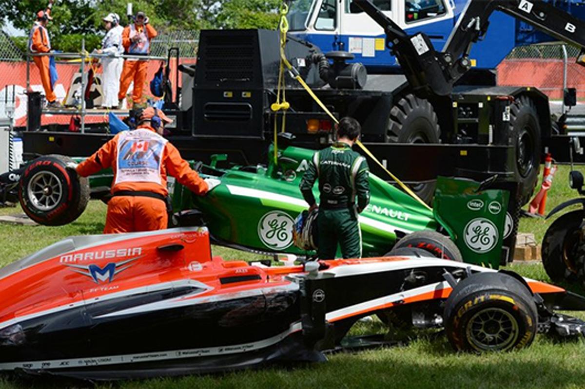 2015年 F1規約変更