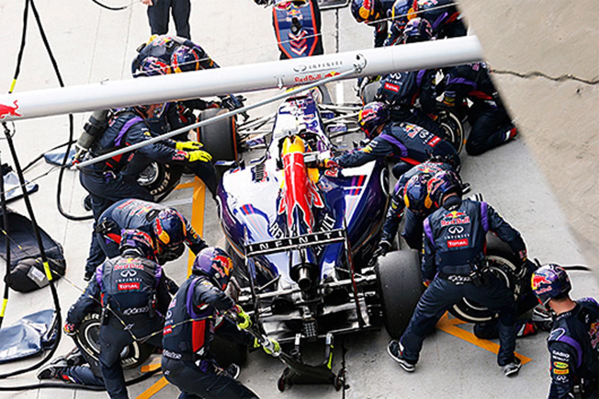 F1 アンセーフリリース