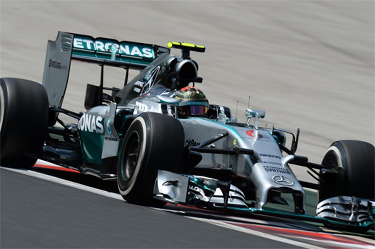 F1ハンガリーGP 予選