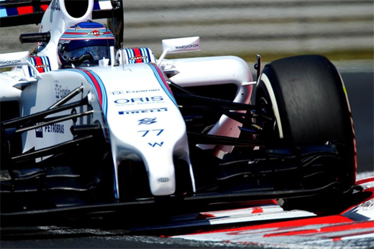 ウィリアムズ F1ハンガリーGP
