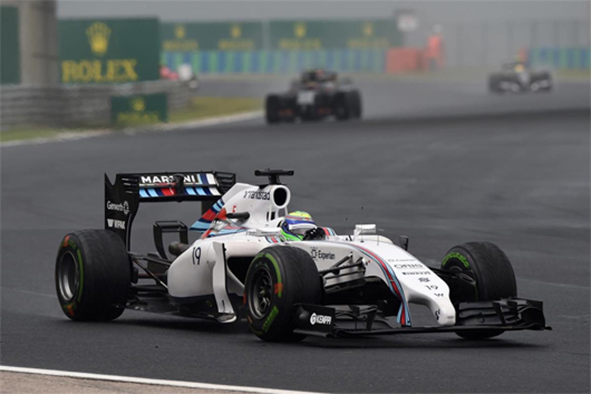 ウィリアムズ F1ハンガリーGP 結果