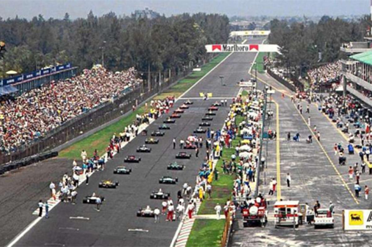 F1メキシコGP