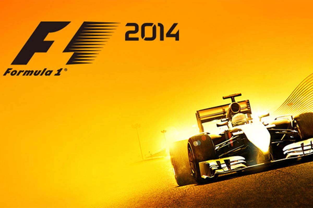 コードマスターズ F1 2014