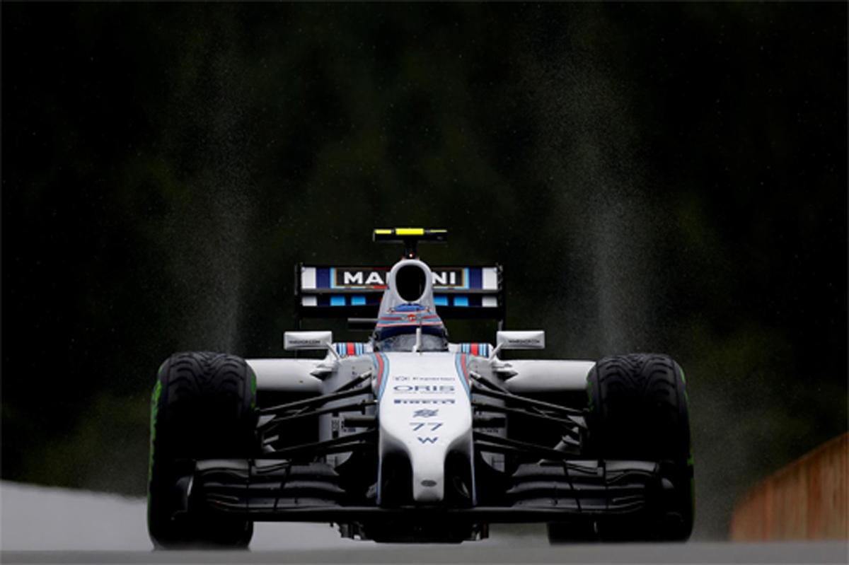 ウィリアムズ F1ベルギーGP 予選