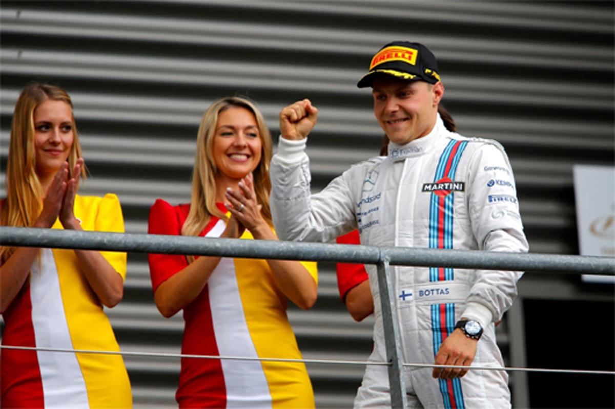 ウィリアムズ F1ベルギーGP 結果