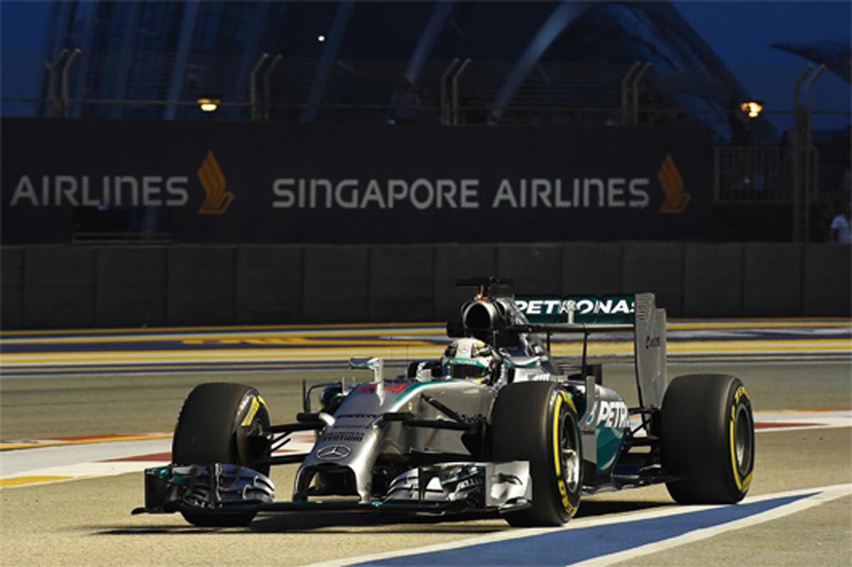 F1シンガポールGP 予選 結果