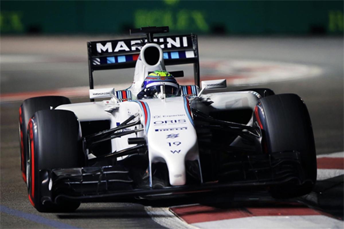 ウィリアムズ F1シンガポールGP 予選