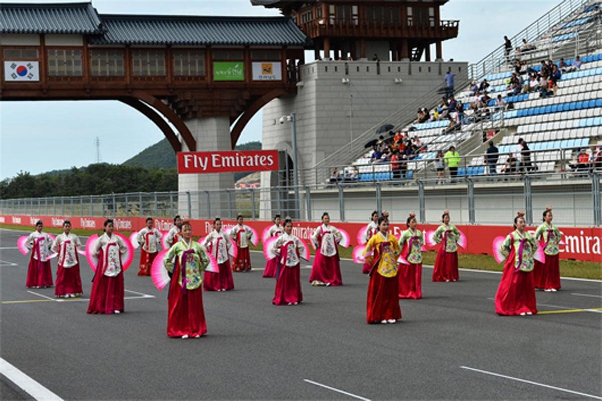 韓国 F1