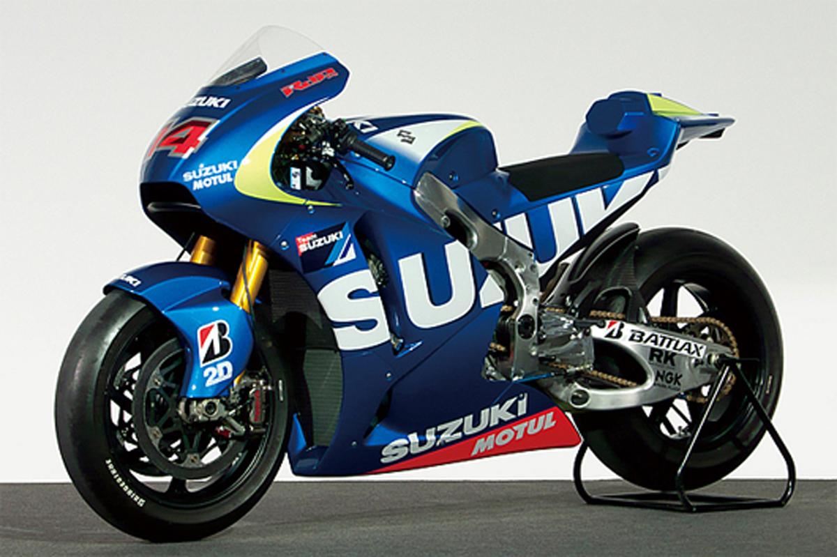スズキ MotoGP