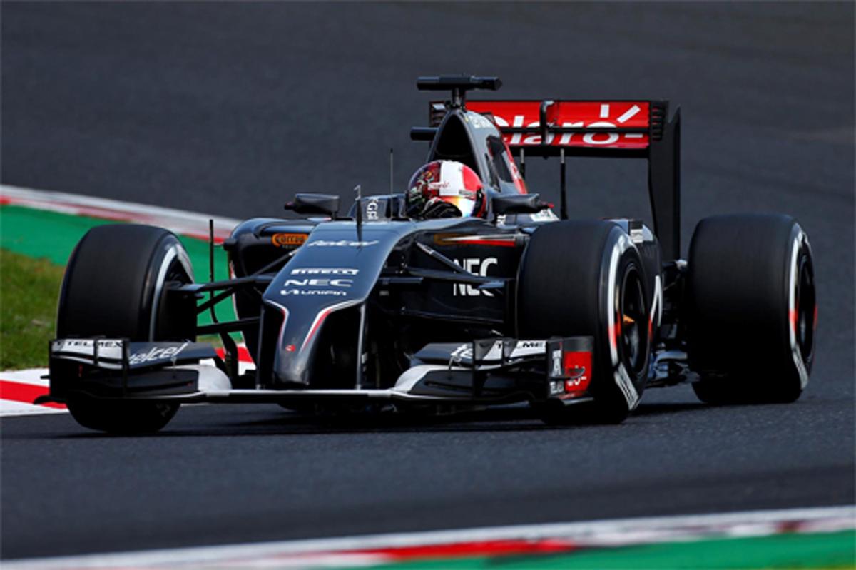 ザウバー F1日本GP
