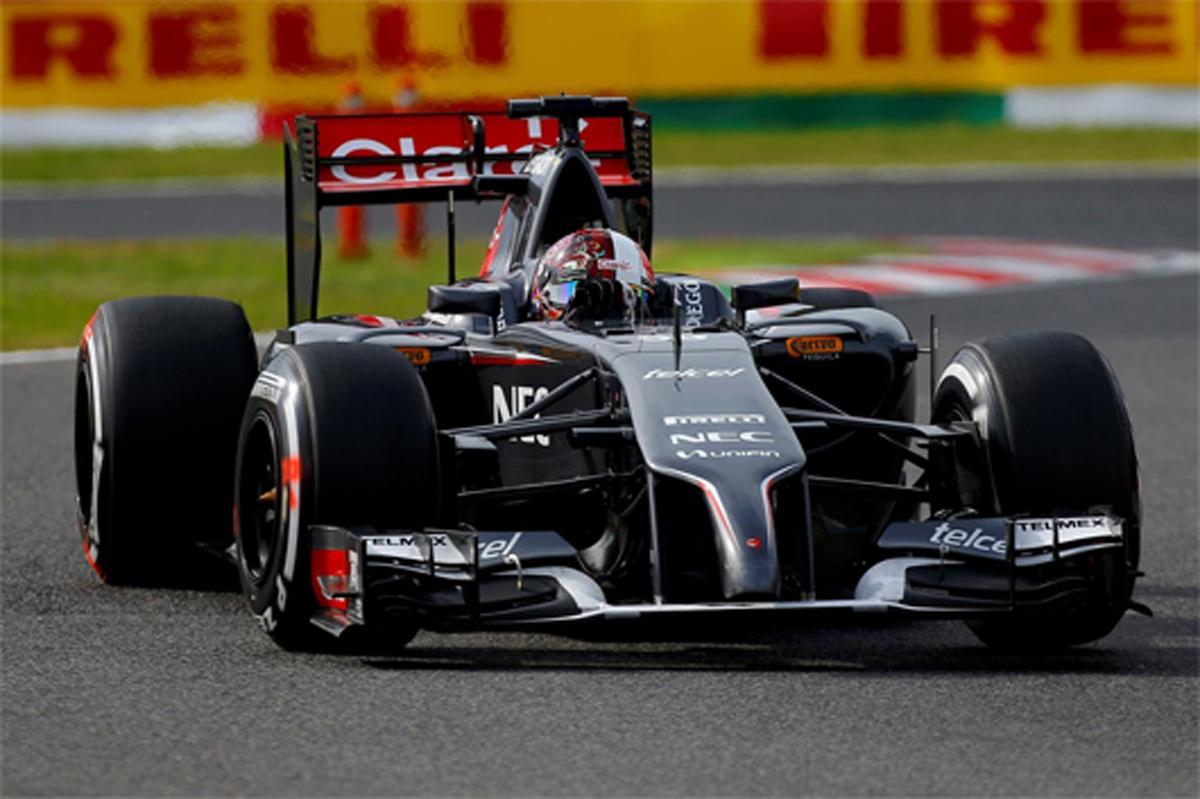 ザウバー F1日本GP 予選結果