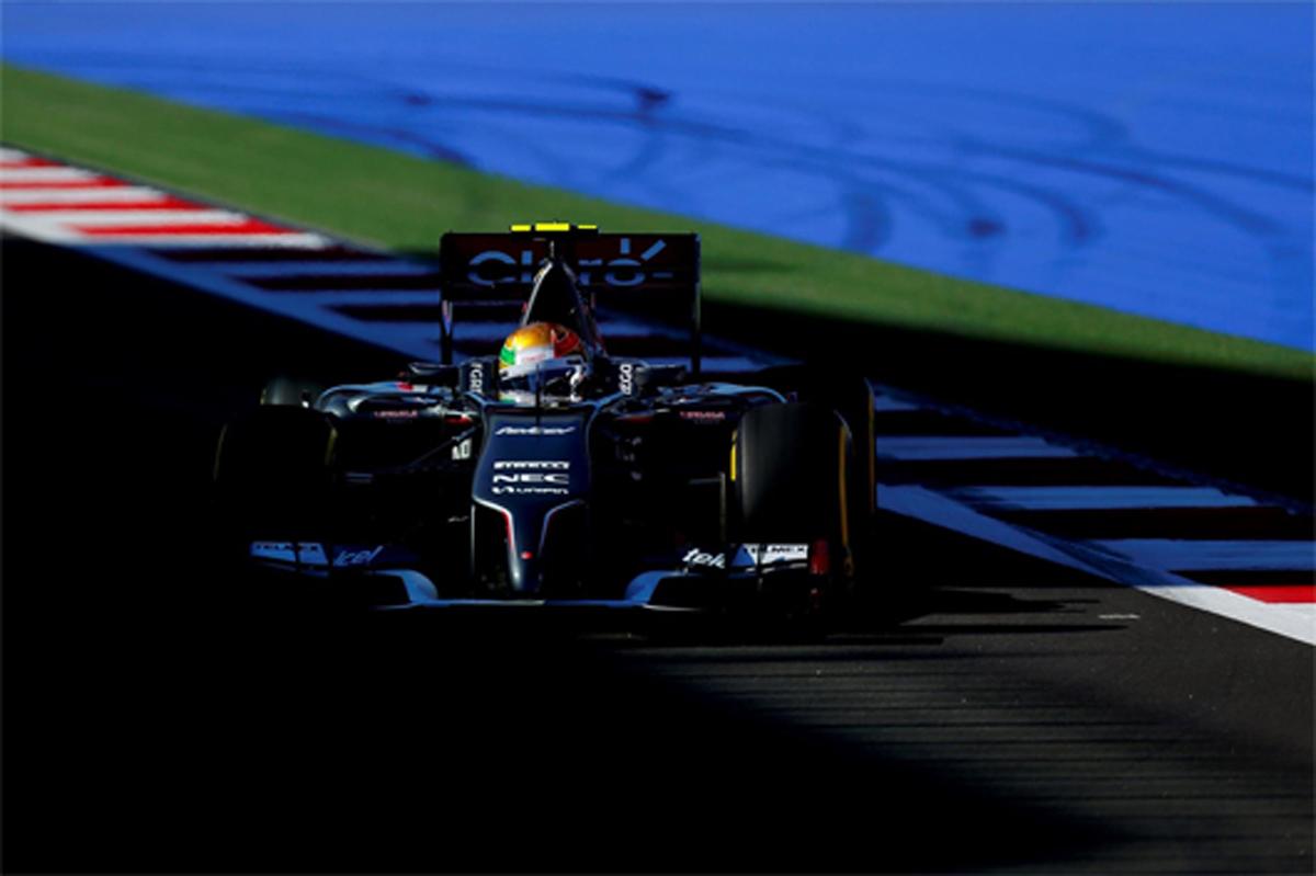 ザウバー F1ロシアGP 予選